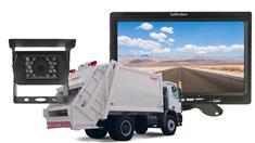 Garbage Truck Backup Camera System