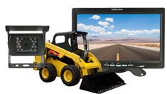 Skid Loader Camera System (Rear View System)
