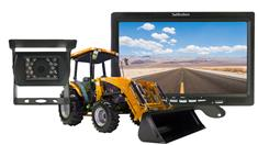 Industrial Tractor Rear View Camera System (Backup System)