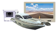 Boat Backup Camera System Luxury White Edition