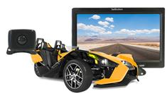 Polaris Slingshot Backup Camera System