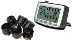 RV Wireless Tire Pressure Monitor
