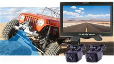 Rock Crawling Camera system for Jeep