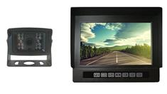 Heavy Duty Wired Observation Camera System for RV's