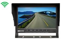 7-Inch Rear View Monitor for Built In Digital Wireless Backup Camera [Commercial Grade] (STN)