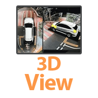 3D View of the vehicle