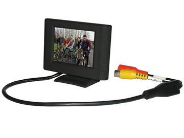 2.5 inch LCD Monitor for any Backup Camera   SKU43097