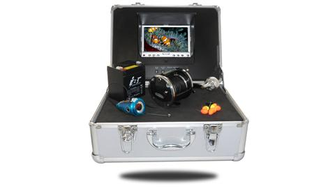 an underwater fishing camera system
