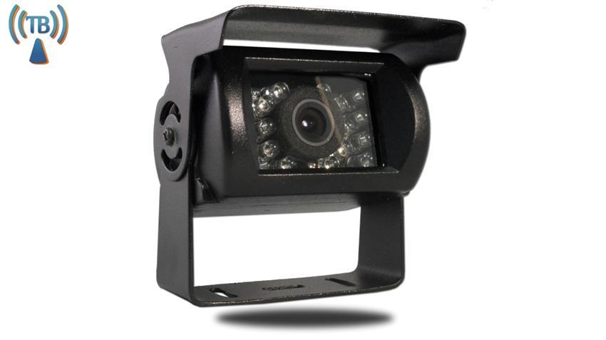 Caterpillar Backup Camera Rear View System