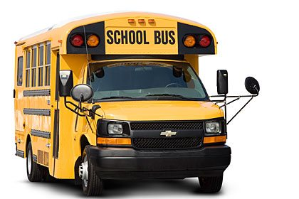 Commercial Backup Camera for School Bus