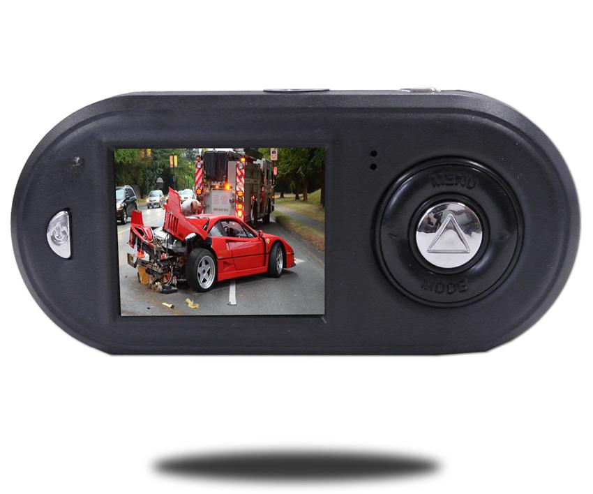 Car Dash Camera with 1.8-Inch Monitor