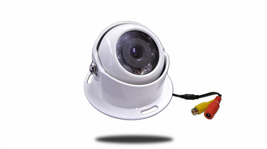 120° Wireless Round Heavy Duty RV Backup Camera (Birds Eye View)    SKU24389