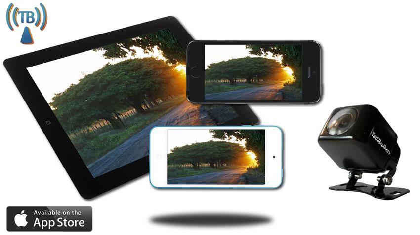 Backup Camera That Works With Iphone