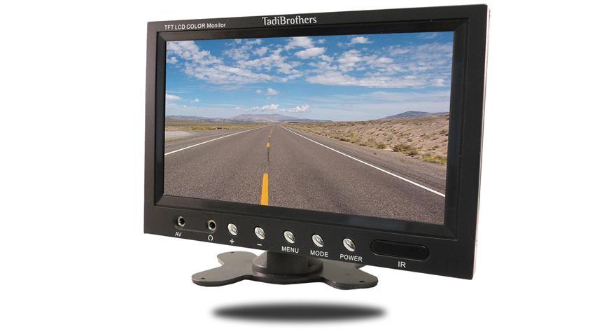7-Inch LCD Monitor for any Backup Camera | SKU24122