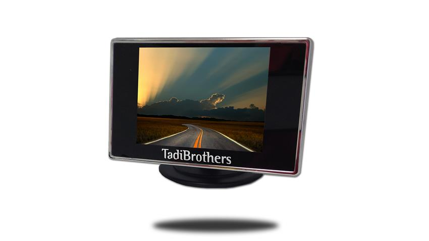 3.5-Inch LCD Monitor for any Backup Camera | SKU24935