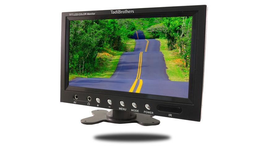 9-Inch LCD Monitor for any Backup Camera | SKU93105