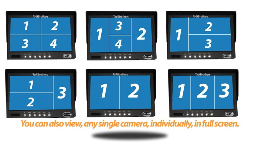 12 Split Screen Monitor For Up To 4 Backup Cameras moreover RCA24PIN together with 123456 Pin Car Motorcycles Waterproof Electrical Connector Plug W10cm Wire P 995003 moreover Ford Sync3 Blindspot Front Camera together with Poly  Vvx 500 And Vvx Camera Bundle. on backup camera cable