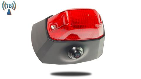 Dodge Promaster Third Brake Light Wireless Backup Camera (Birds Eye View) | SKU24403