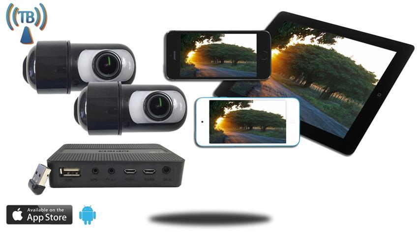 2 Dash Cam system with app SKU32467