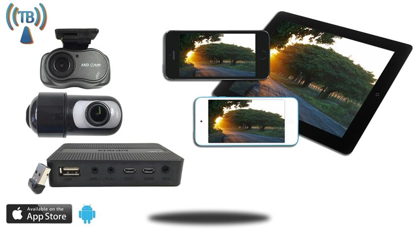 SKU61146 Dash Camera with 2 cameras