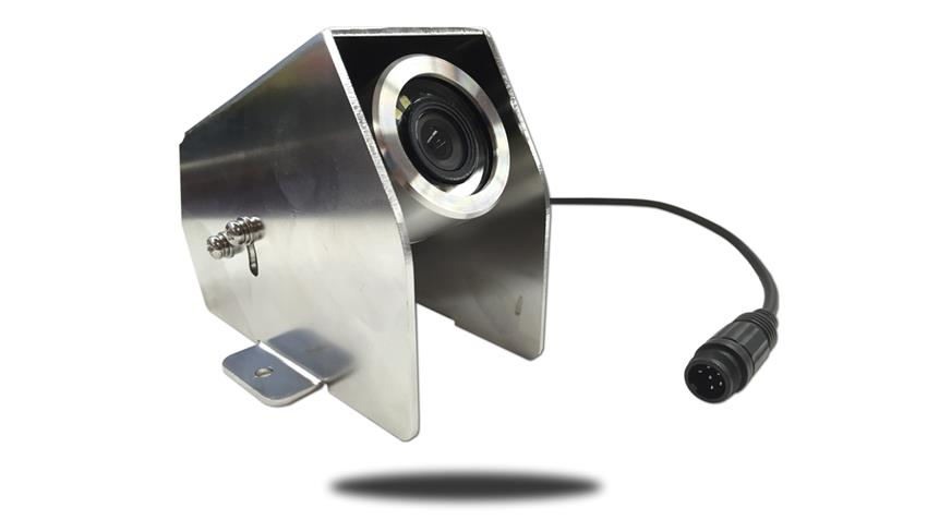 Stainless Steel Anti Explosion Proof Backup Camera With