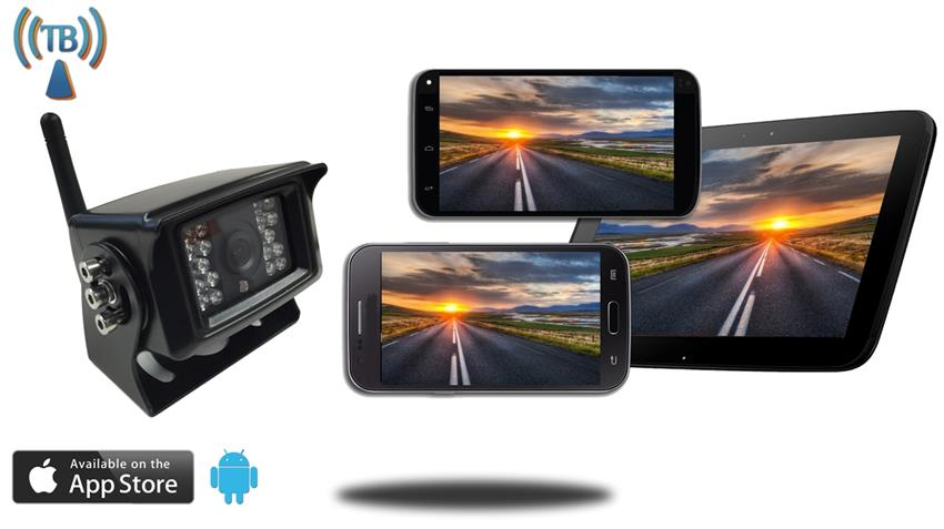 WiFi Backup Camera for Android Phone and Tablet   SKU59049