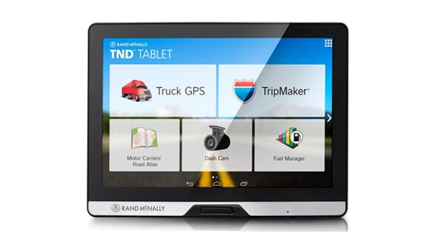 Rand Mcnally Tablet Monitor