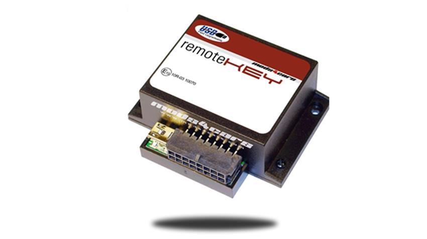 RemoteKEY for Porsche