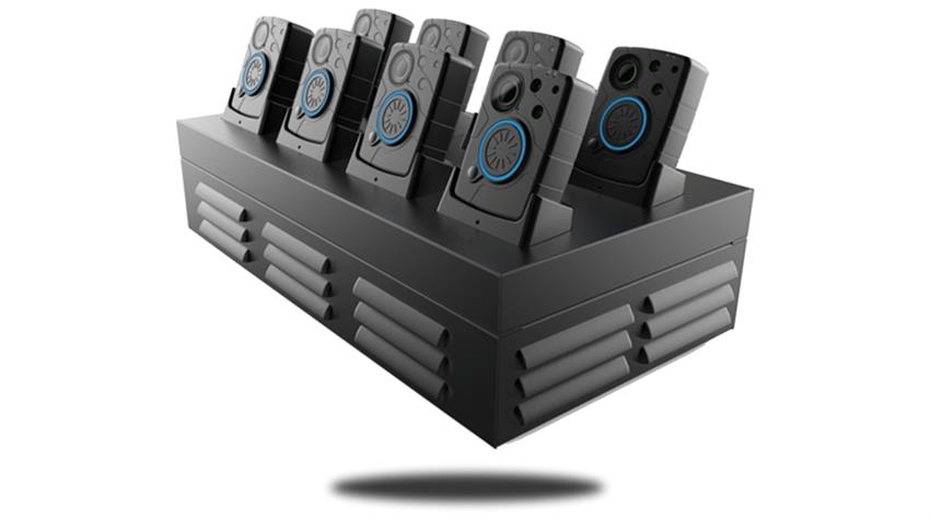 body camera docking station SKU-91110 TadiBrothers