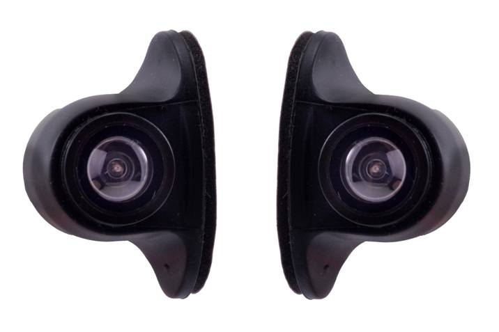 2 Side view Mini RV backup camera