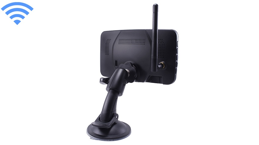 Digital Wireless Backup Camera System For Rv