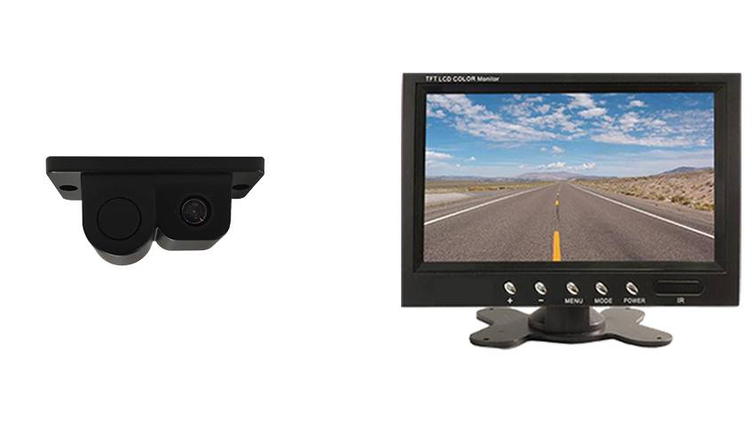 Backup Camera System with Built-in Sensors | SKU17066
