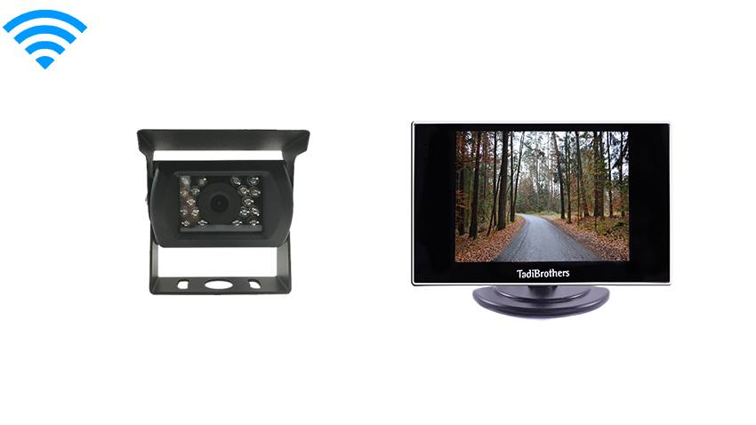 Backup Camera System | Delivery Vans and Cargo Vans - SKU98745