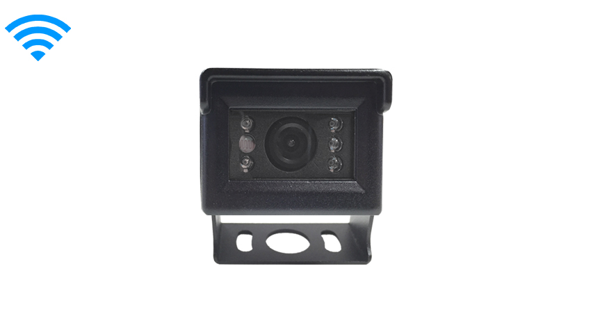 120 degree Mini RV Wireless Backup Camera (Hi-Res CCD) (Birds Eye View) | SKU48139