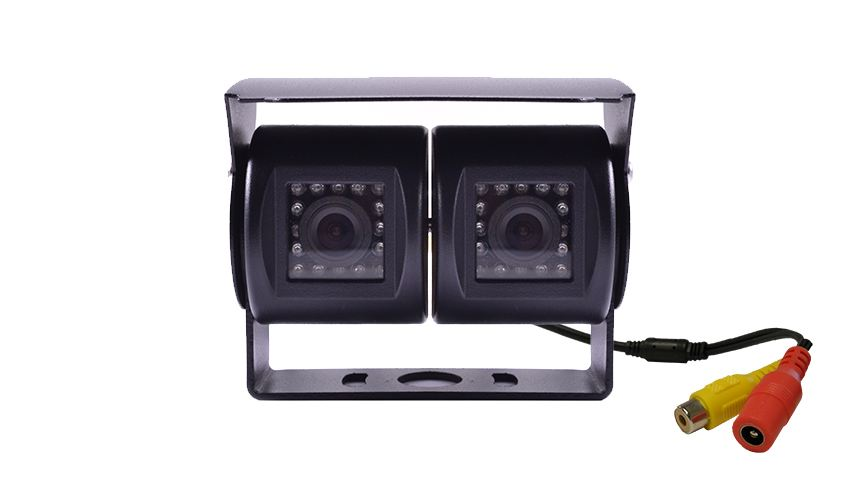 Dual Lens Backup Camera | Hitch camera
