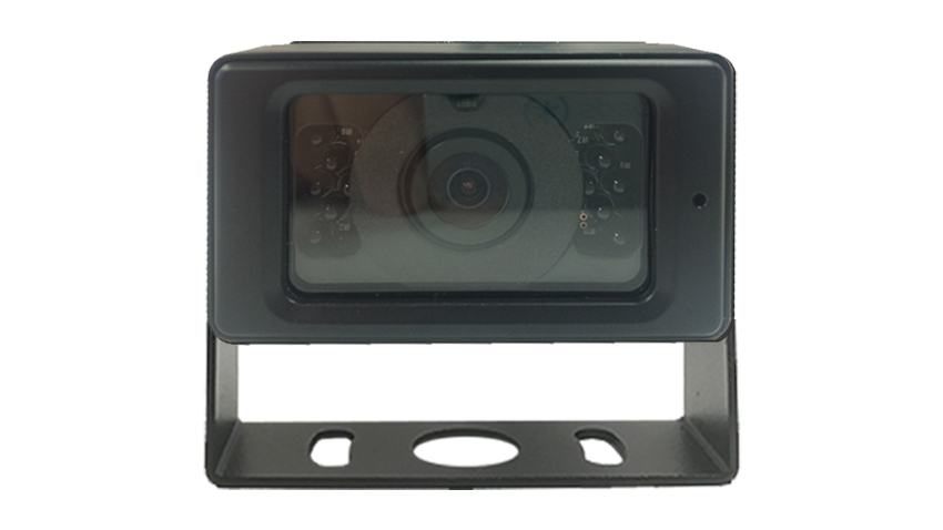 The heavy duty 130 degree hi-res CCD RV backup camera comes with automatic night vision LEDs, and is completely weatherproof.