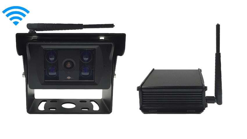Connect this backup camera to any monitor