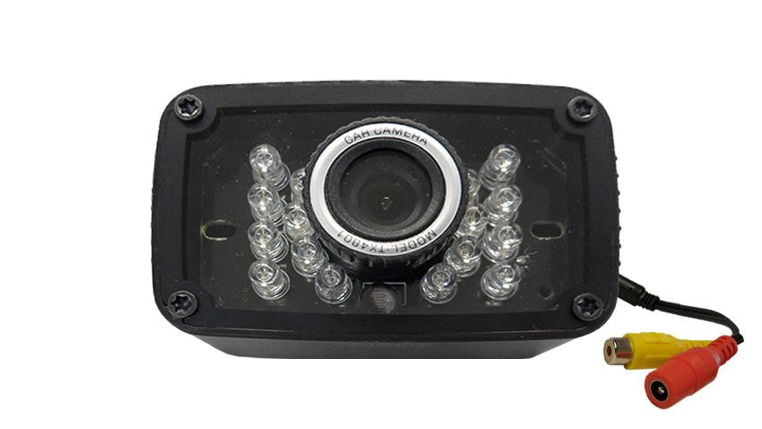 This dash camera includes a swivel ball mount that allows you to point it in any direction. SKU287564