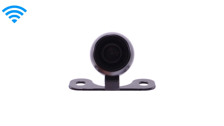Front Facing Wireless mini Car Camera (Bullet Camera)