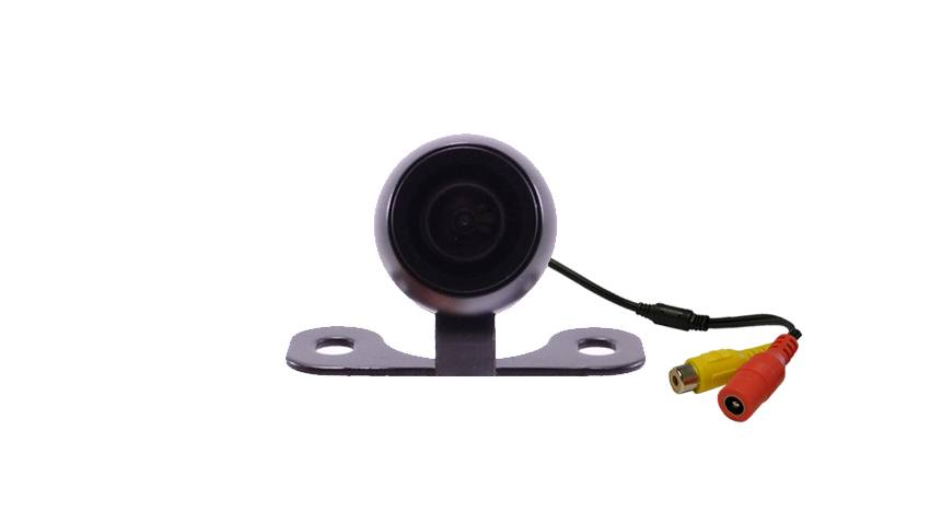 The rear view backup bullet camera is an ultra compact camera design that mounts almost anywhere.