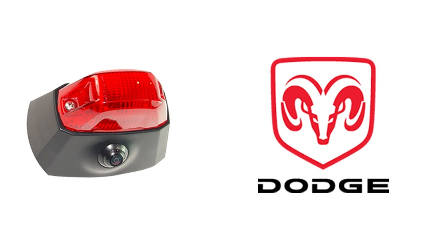 The Dodge Promaster backup camera is designed to replace the existing brake light housing with an integrated CCD backup camera.