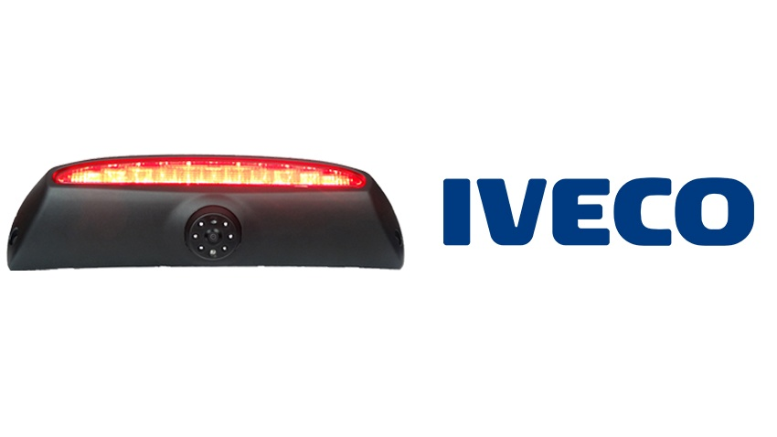 Iveco Daily Third Brake Light Wireless Backup Camera (Birds Eye View) | SKU24404