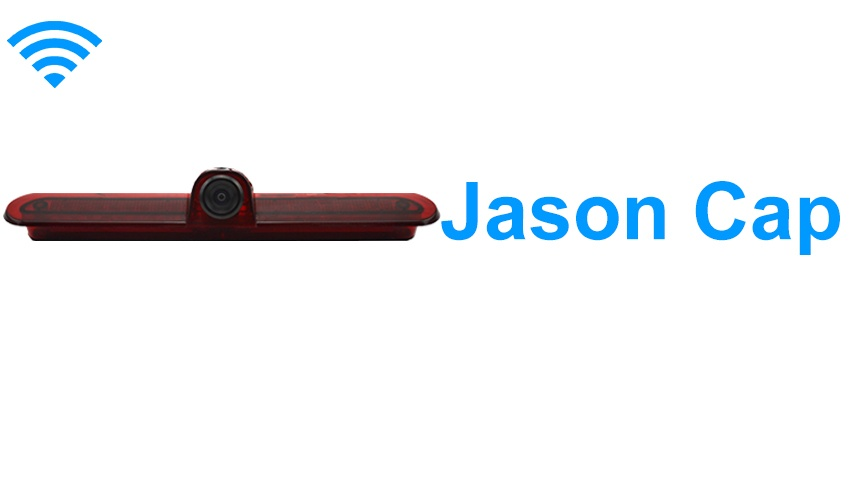 Jason Cap Third Brake Light Wireless Backup Camera (Birds Eye View) | SKU24405