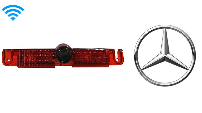 Mercedes Sprinter Van Wireless Backup Camera (Birds Eye View) | SKU24394