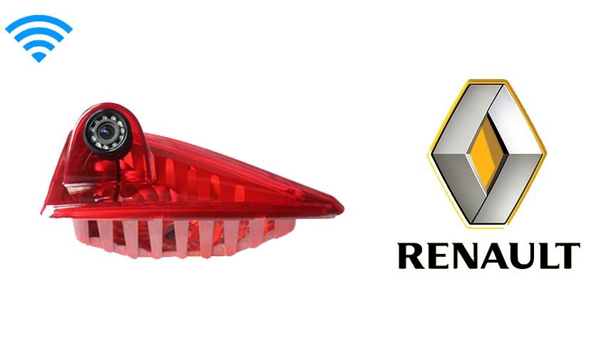 Renault Trafic Wireless Cargo Van Backup Camera (Birds Eye View) | SKU45326