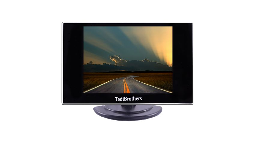 3.5-Inch LCD Monitor for any Backup Camera | SKU24935