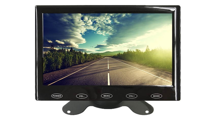 9-Inch LCD Slim Monitor for any Backup Camera | SKU241279