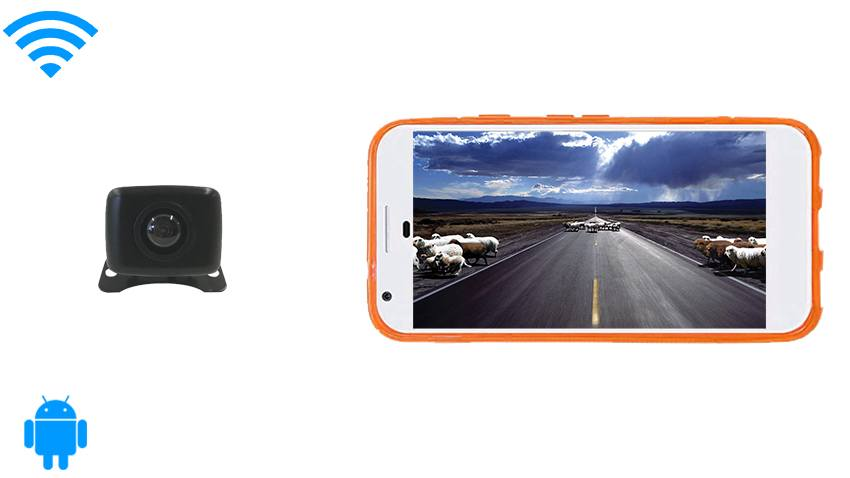 Android Backup Camera