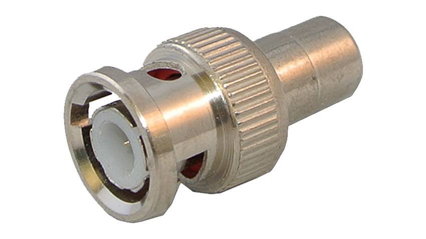 Coax to RCA Female Connector for backup camera system