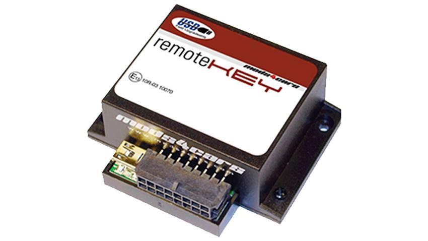 RemoteKEY for Audi
